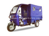 150/200cc 3 Wheel Motorcycle, Cargo Tricycle with Passenger Canvas (TR-16)