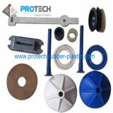 Enginnering Plastic Part, Injection Plastic Parts, Molded Custom Plastic Parts