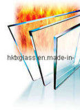 Fireproof Glass with AS/NZS2208: 1996, BS6206, EN12150 Certificate