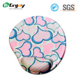 3D Comfortable Gel Wrist Rest Mouse Pad for Advertising Gifts