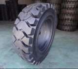 Good Quality Cheap Rubber Tire Industrial Tire Click Solid Tire 4.00-8 5.00-8