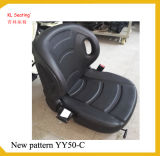Kinglin New Pattern Toyota Forklift Seats with Back Adjustment