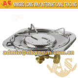 Outdoor Round Camping Gas Stove for Cooking