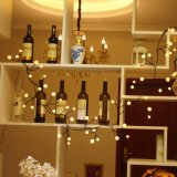 Ce RoHS Approved LED Rattan Light Low Voltage Indoor Decoration Light for Christmas/New Year