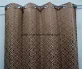 Bedroom Chocalate Window Curtain Cloth 300cm