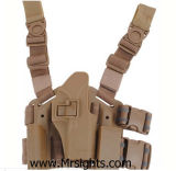 Tactical Military CQC Pistol Gun Holster & Plateform