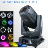 17r 350W Wash Beam Spot Moving Head Lighting
