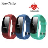 ID107 Plus Smart Band Heart Rate Monitor Wristband Fitness Bracelet