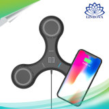 2018 Newest 3in1 Universal Portable Fast Qi Wireless Charger Stand Phone USB Changer for Samsung /iPhone 5V/1.5A USB Charging Holder
