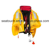 CCS Certificate Inflatable Life Jacket Double Air Bag