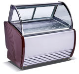 Yp-1250 Commercial Cake Cabinet Ice Cream Cabinet