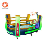 Coin Operated Arcade Kids Amusement Equipment Trampoline Game Machine