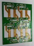 Immersion Gold Multilayer HDI Rigid Flex PCB Electronics