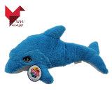 2017 Hot Sale Cheap Plush Dolphin China Toys Import Wholesale