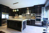 Hot Sale Particleboard Carcass Home Designs Kitchen Cabinet Price