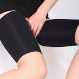 Premium Elastic Neoprene Thigh Support Pad for Sports