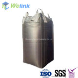 China FIBC Jumbo Bag 1000kg Big Bulk Bag Flexible Container Bag for Cement Grain Corn Rice Chemical Building Material