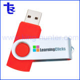 Cheap Rotating Swivel OTG USB Flash Drive Dual U Disk Memory Stick for Cell Phones