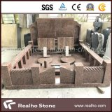 American Styles Stone Red Granite Monuments