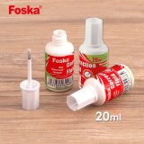 Foska Hot 12ml Liquid Correction Fluid with Brush