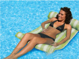 Water Hammock Lounger Inflatable Leisure Water Chair for Beach Fun Time