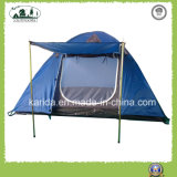 Camping Tent Polyester Tent with a Sunshade Hall 01
