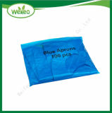 HDPE LDPE Polythene Disposable Kitchen Plastic Aprons Packed