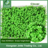 Beautiful Plastic Artificial Plants Outdoor Green Wall Artificial Flower