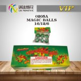 0205A-Magic Balls-Hot Sale Pili Crackers Pyrotechnics Toy Ground Safe Fireworks Fuegos Artificiales