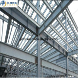 Q235B, Q345b Easy-Built Steel Structure for Warehouse