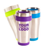 Customized Double Wall Travel Mug Gift Mug