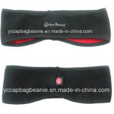 100%Polyeser Polo Fleece Headband, Micro Fleece Headband