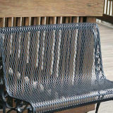 Expanded Metal Mesh for Chair