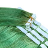 Brazilian Virgin Hair Body Wave Us Tape in Human Hair Extensions Wave Skin Weft PU Tape Human Hair Extensions 20PCS/Set 9 Colors
