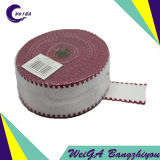 High Quality Pure Cotton Fabric Color Edge 3.8cm Ribbon