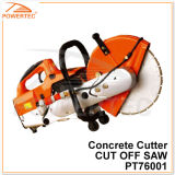 Powertec 64.1cc 115mm Gasoline Concrete Cutter Saw (PT76001)