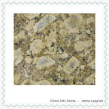 China Granite Building Material Tile for Floor (giallo fiorito)