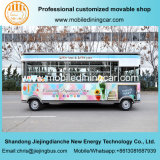 Long Service Life Mobile Food Cart/Food Trailer for Sale