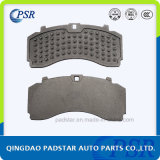 China Manufacturer Wholesales Wva29247 Truck Brake Pads Backing Plate for Mercedes-Benz