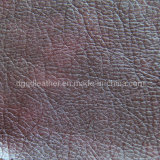 Two Tone Effect Breathable PU Leather (QDL-FP0058)