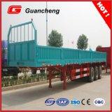Tri-Axles 45 Ton Cargo Sidewall Semi Trailer Price