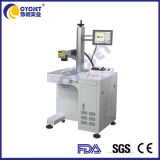 Cycjet High Quality Lf30-Pluse Desk Type Laser Marking Machine for Metal