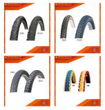 Bicycle Tyre/ Bike Tire with Beautiful Pattern (BT-032)
