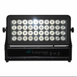Outdoor 40PCS 10W RGBW LED City Color Wall Wash Lighting