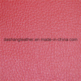 China Factory PVC Leather for Seat Cover (DN-058)