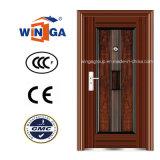 Best Price Security Exterior Steel Iron Door (W-S-63)