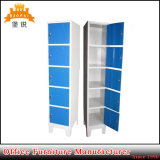Metal School Gym Furniture 5 Door Steel Storage Cabinet Locker