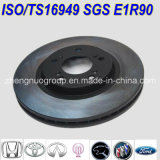 Auto Car Front Brake Disc for Toyota