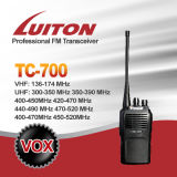 Walkie Talkie Tc-700explus Two Way Radio