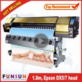 Funsunjet Fs-1802g Cheap Eco Solvent Printer (DX5 head, 1440dpi, Promotion price now)
